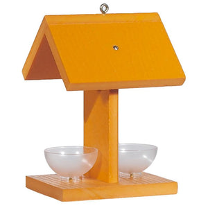 Oriole Feeder With Two Jelly Dishes