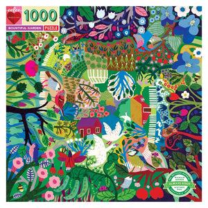 NEW!  Bountiful Garden 1000 Piece Puzzle