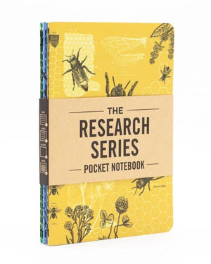 Research Series Life Science Pocket Notebooks 4-pack