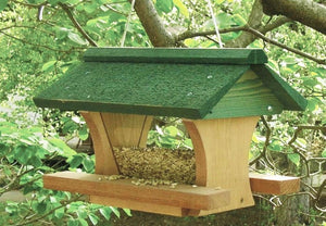 12 inch Pivot Roof Bird Feeder