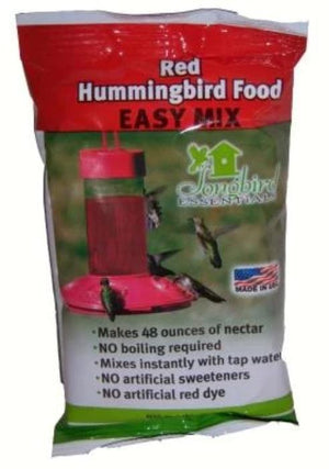 Red Hummingbird Nectar (All Natural Easy Mix), 8 oz