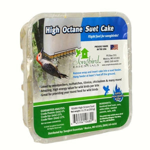 High Octane Suet Cake 11.75 oz
