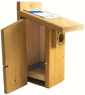 Western / Mountain Bluebird Ultimate Bluebird House