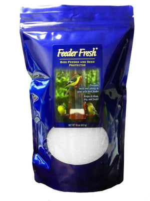 Feeder Fresh - Seed and Feeder Protector (16 oz. blue value bag)