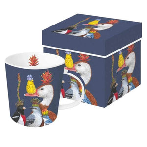 Willie The Warbler & Guests Gift-Boxed Mug
