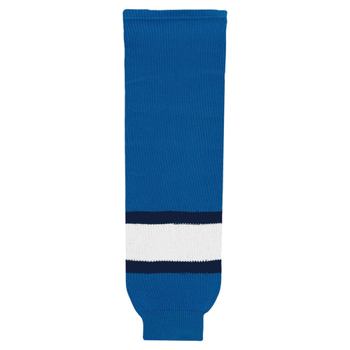 HS630-776 Winnipeg Jets Hockey Socks