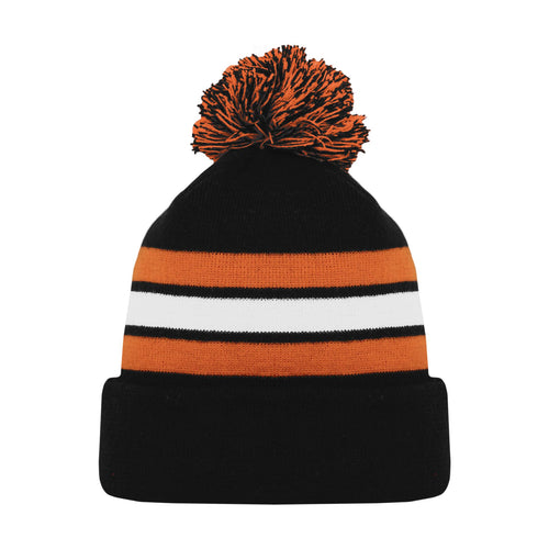 A1830-223 Philadelphia Flyers Blank Hockey Beanie Hat