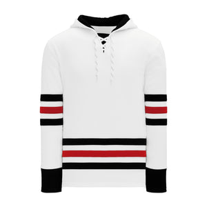 A1850-305 Chicago Blackhawks Blank Hoodie Sweatshirt