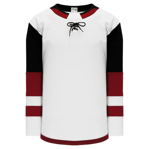 H550B-ARI889B Arizona Coyotes Blank Hockey Jerseys