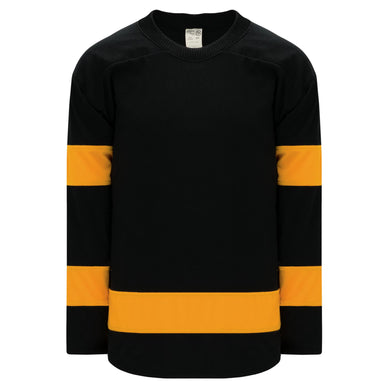 H550B-BOS293B Boston Bruins Blank Hockey Jerseys