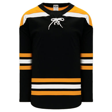 H550B-BOS396B Boston Bruins Blank Hockey Jerseys