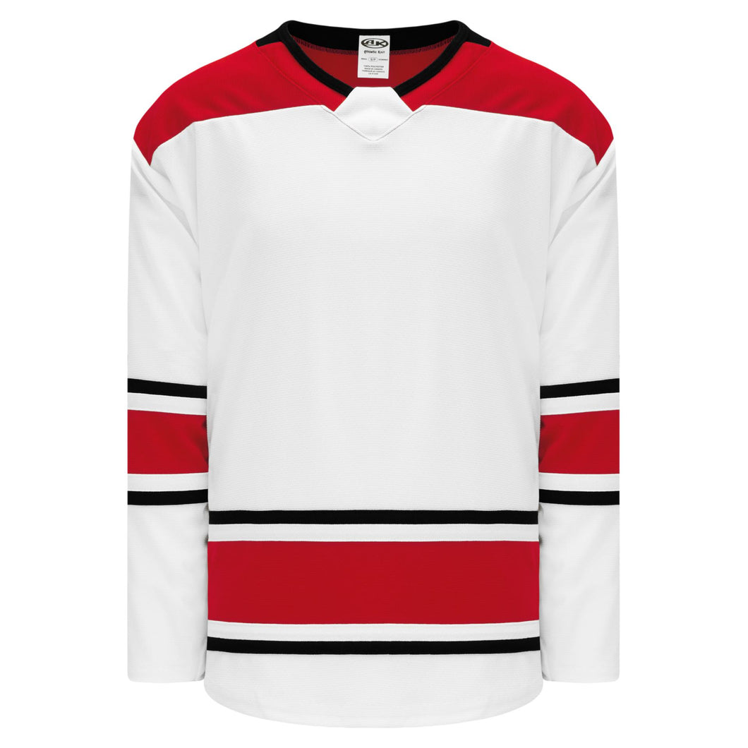 H550B-CAR533B Carolina Hurricanes Blank Hockey Jerseys