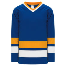 H550B-CHA387B Charlestown Chiefs Blank Hockey Jerseys