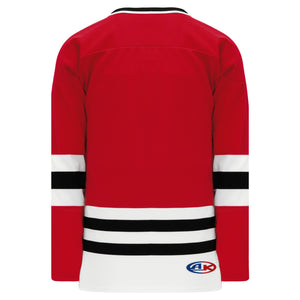 H550B-CHI304B Chicago Blackhawks Blank Hockey Jerseys