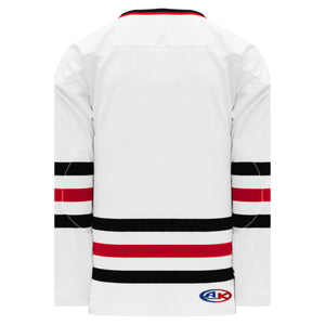 H550B-CHI305B Chicago Blackhawks Blank Hockey Jerseys