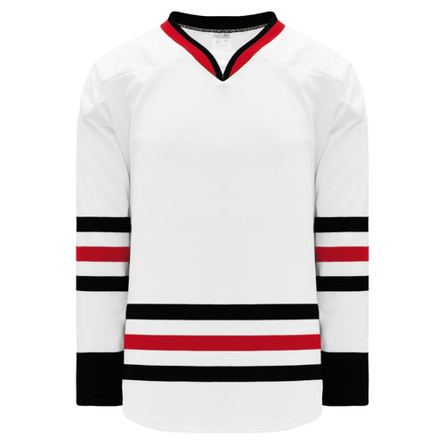 H550B-CHI365B Chicago Blackhawks Blank Hockey Jerseys