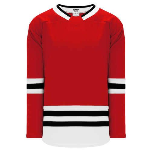 H550B-CHI494B Chicago Blackhawks Blank Hockey Jerseys