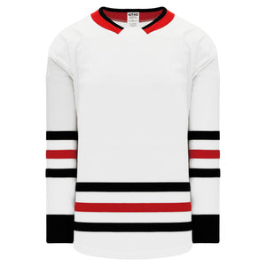 H550B-CHI495B Chicago Blackhawks Blank Hockey Jerseys