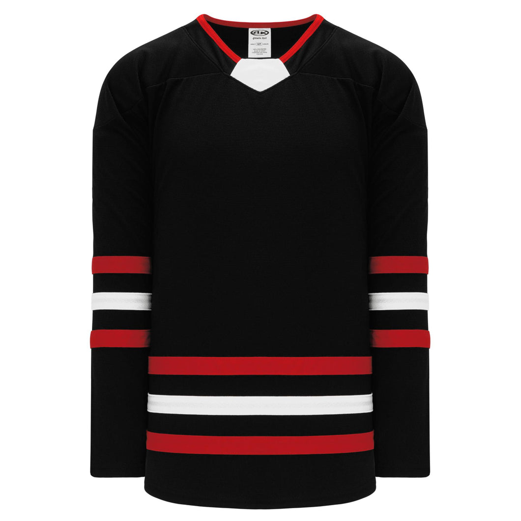 H550B-CHI670B Chicago Blackhawks Blank Hockey Jerseys