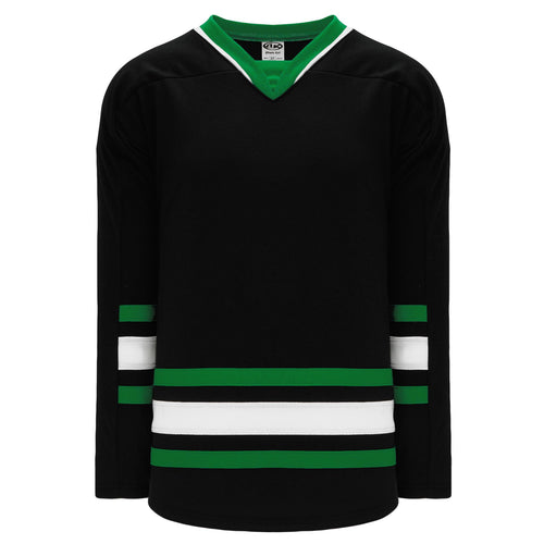 H550B-DAL893B Dallas Stars Blank Hockey Jerseys