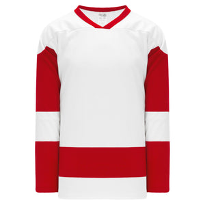 H550B-DET203B Detroit Red Wings Blank Hockey Jerseys