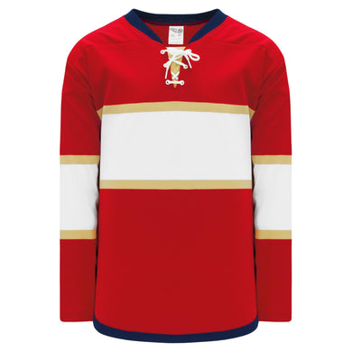 H550B-FLO668B Florida Panthers Blank Hockey Jerseys