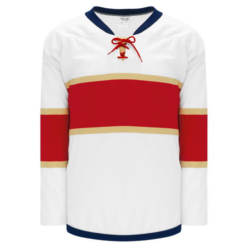 H550B-FLO669B Florida Panthers Blank Hockey Jerseys
