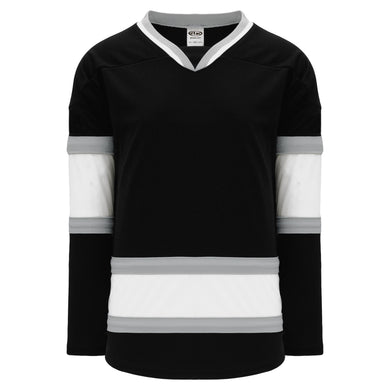 H550B-LAS778B Los Angeles Kings Blank Hockey Jerseys