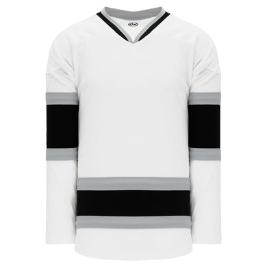 H550B-LAS779B Los Angeles Kings Blank Hockey Jerseys