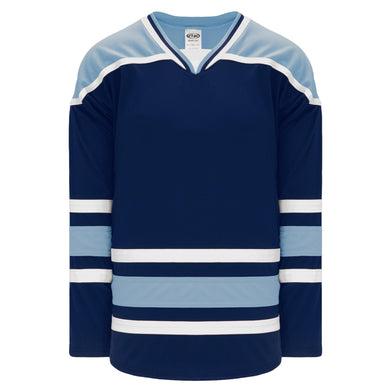 H550B-MAI340B University of Maine Blank Hockey Jerseys