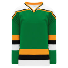 H550B-MIN406B Minnesota North Stars Blank Hockey Jerseys