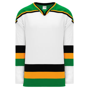 H550B-MIN407B Minnesota North Stars Blank Hockey Jerseys