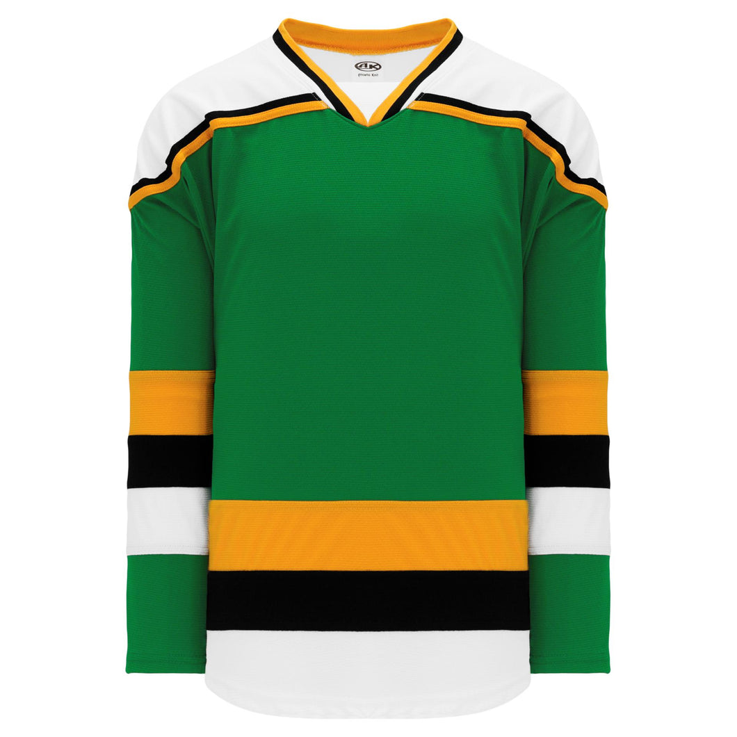 H550B-MIN864B Minnesota North Stars Blank Hockey Jerseys