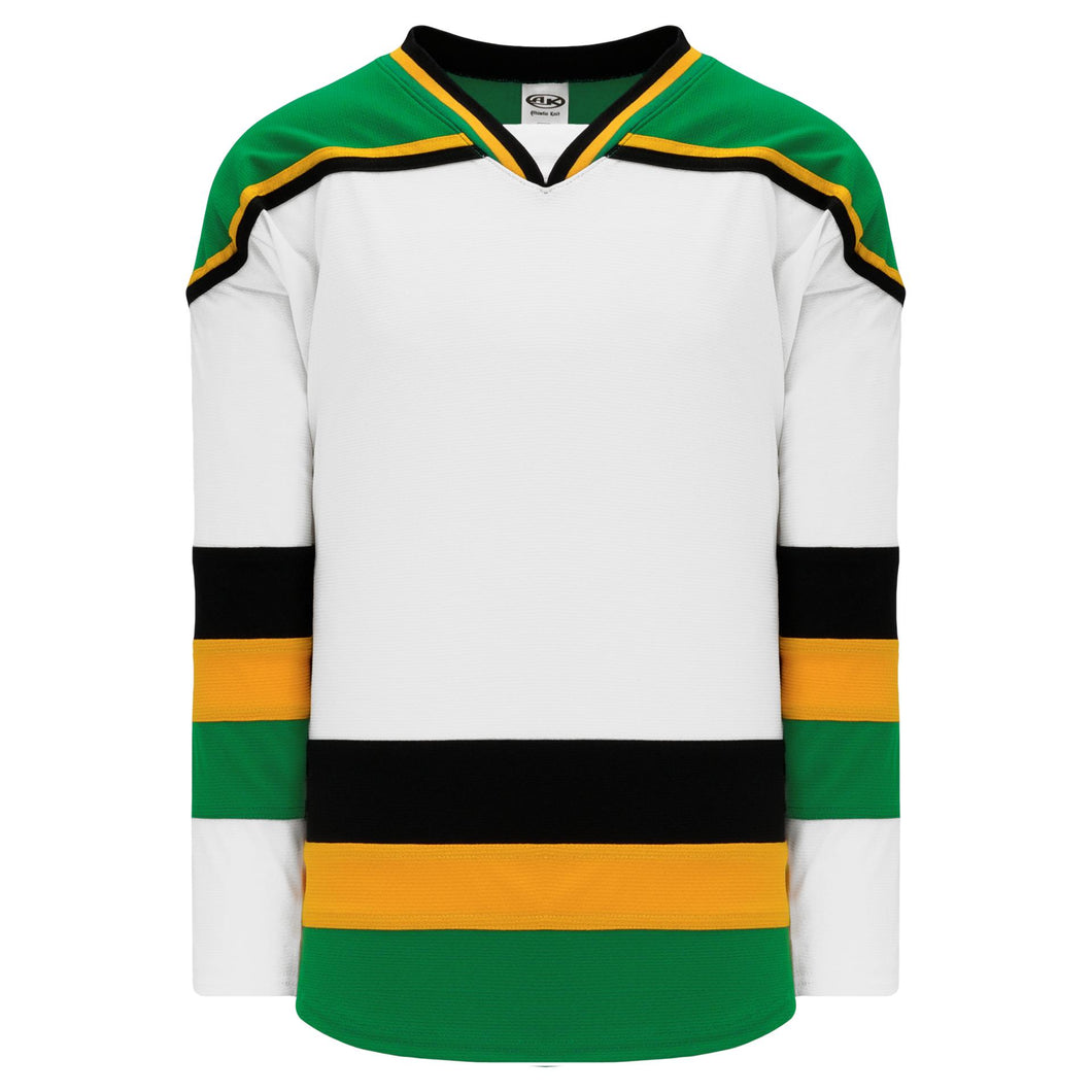 H550B-MIN865B Minnesota North Stars Blank Hockey Jerseys