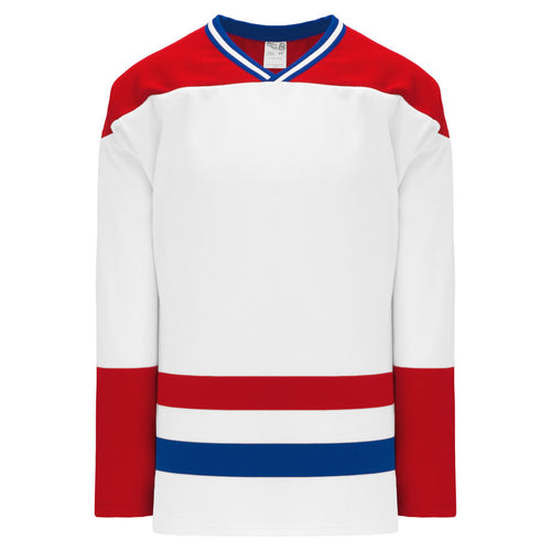 H550B-MON309B Montreal Canadiens Blank Hockey Jerseys