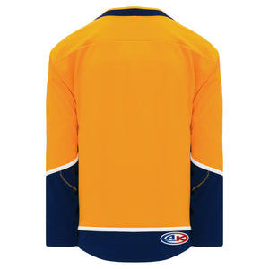 H550B-NAS675B Nashville Predators Blank Hockey Jerseys