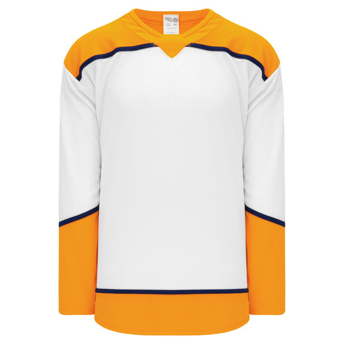 H550B-NAS676B Nashville Predators Blank Hockey Jerseys