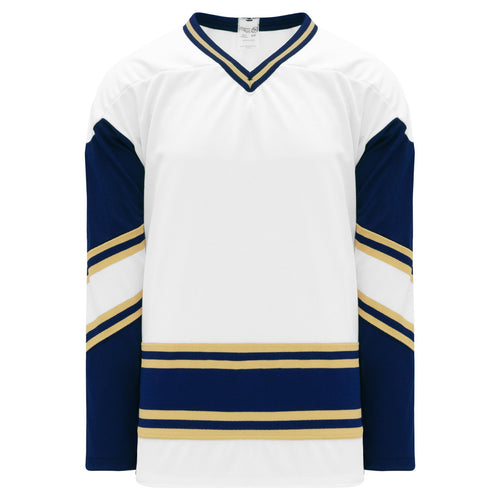 H550B-NDA521B University of Notre Dame Blank Hockey Jerseys