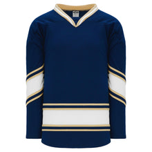 H550B-NDA677B University of Notre Dame Blank Hockey Jerseys