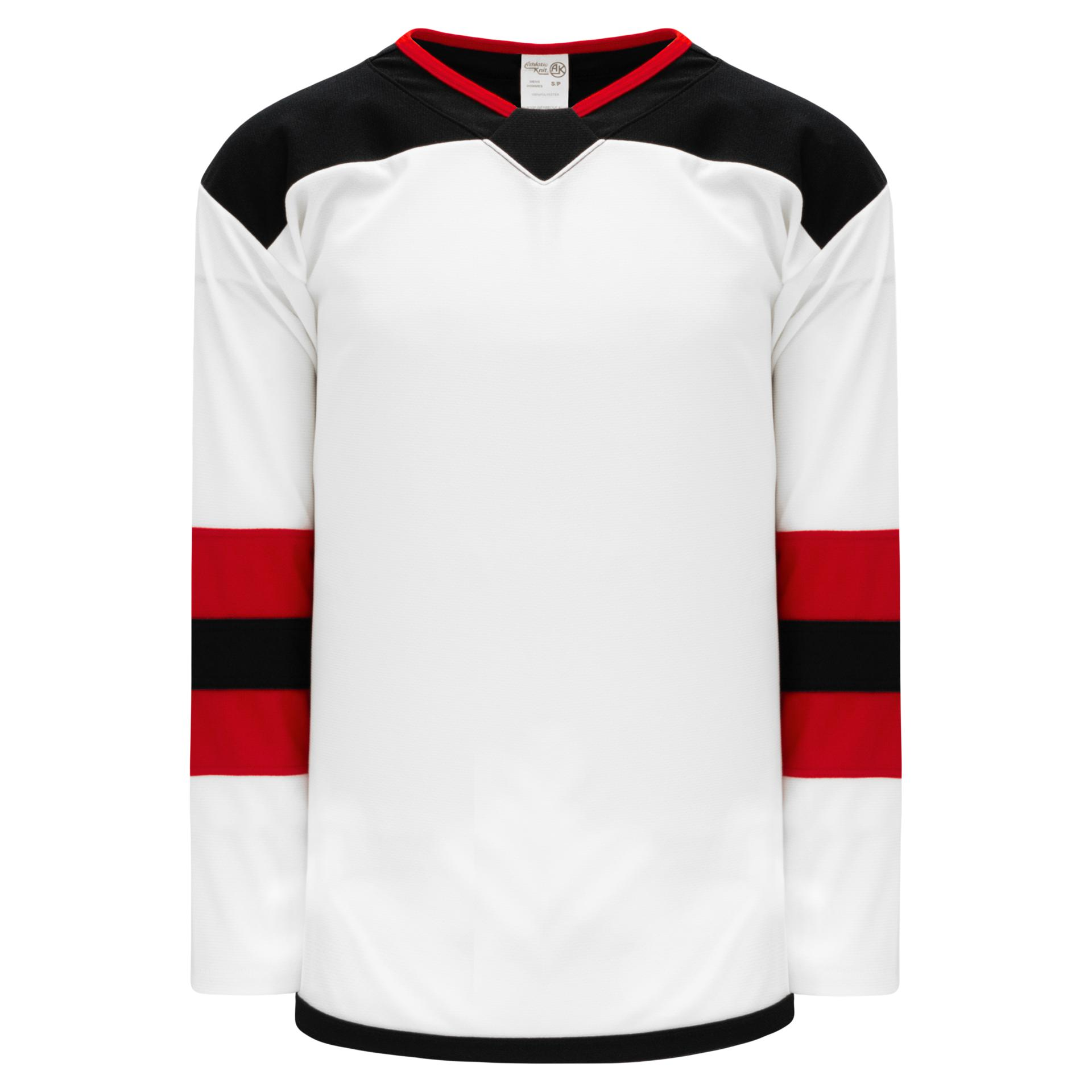 new styles 4236c cd217 H550B-NJE867B New Jersey Devils Blank Jerseys