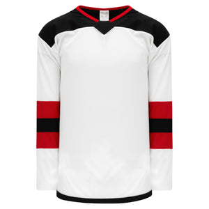 H550B-NJE867B New Jersey Devils Blank Hockey Jerseys