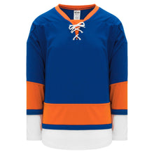 H550B-NYI490B New York Islanders Blank Hockey Jerseys