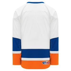 H550B-NYI491B New York Islanders Blank Hockey Jerseys