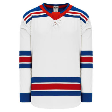 H550B-NYR535B New York Rangers Blank Hockey Jerseys