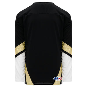 H550B-PIT514B Pittsburgh Penguins Blank Hockey Jerseys