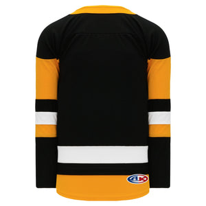 H550B-PIT744B Pittsburgh Penguins Blank Hockey Jerseys