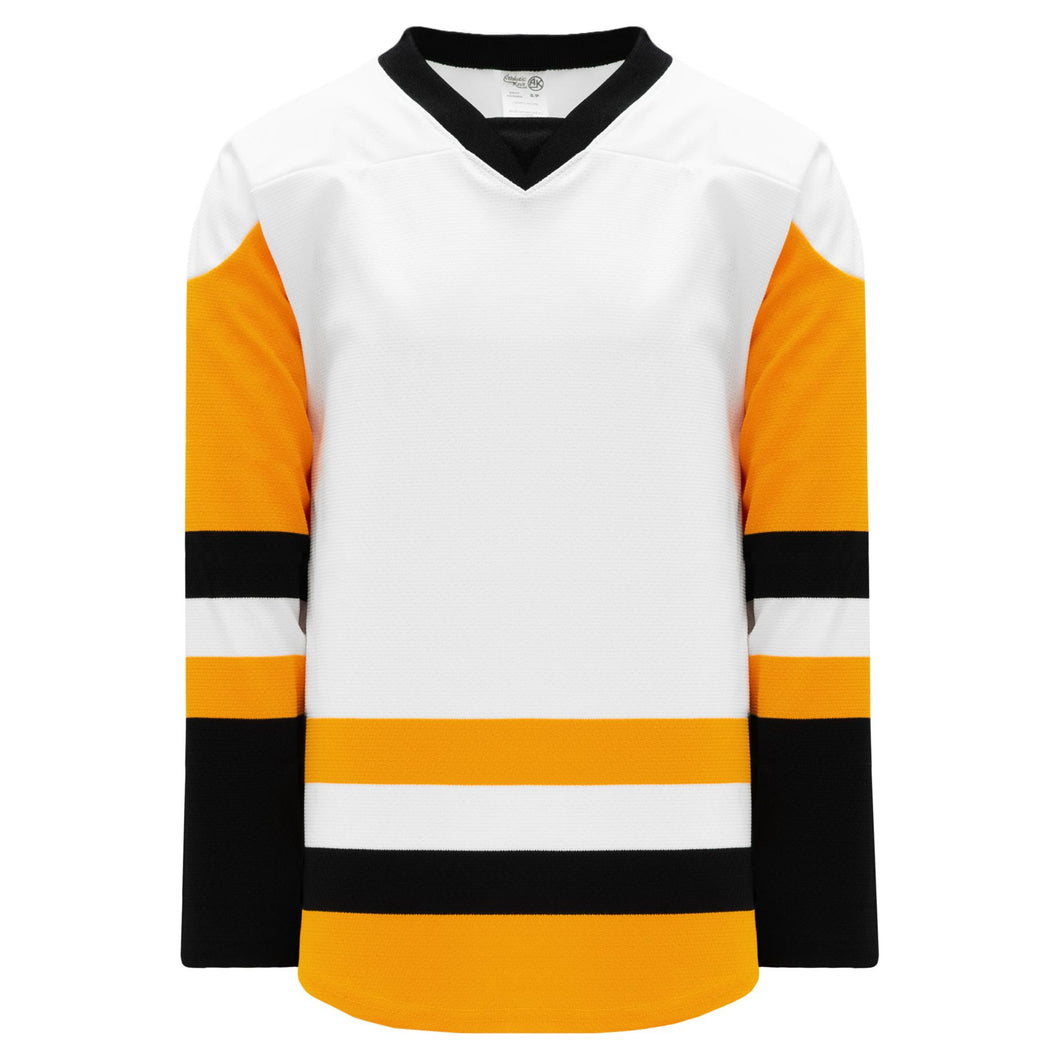 H550BK-PIT817BK Pittsburgh Penguins Blank Jerseys
