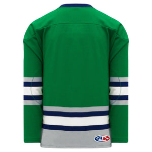 H550B-PLY945B Plymouth Whalers Blank Hockey Jerseys