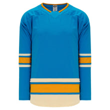 H550B-STL557B St. Louis Blues Blank Hockey Jerseys