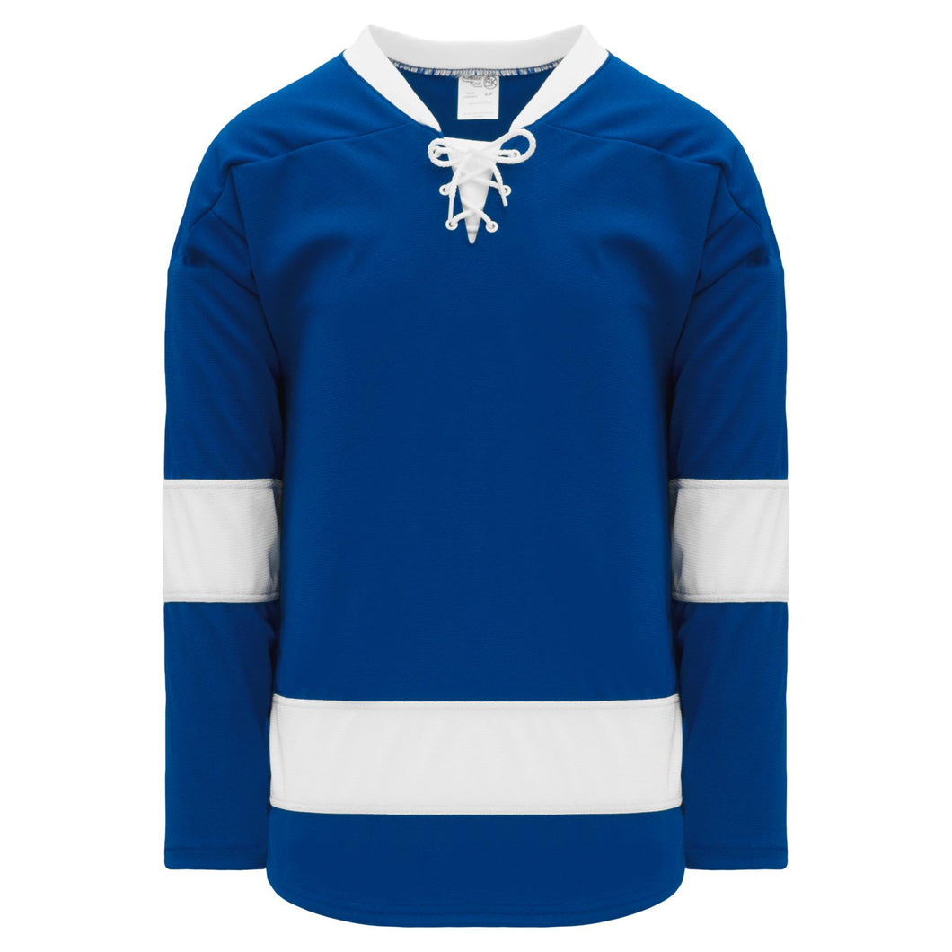 H550B-TAM488B Tampa Bay Lightning Blank Hockey Jerseys
